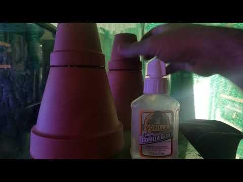 DIY Discus Breeding Cone