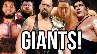 Top 5 Largest Men in Wrestling History!