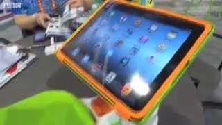 CES 2013: The kids potty that comes with an iPad