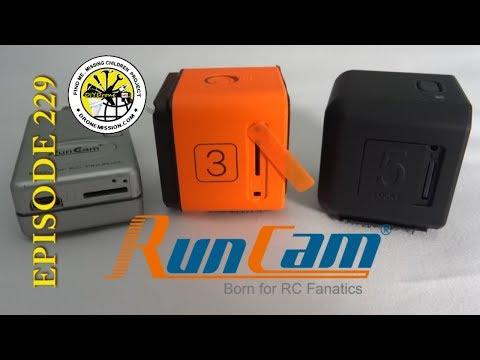 RunCam 5 Unbox Drone Test