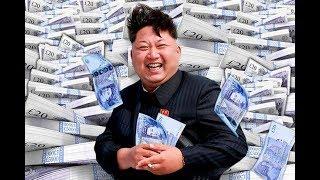 Terungkap! Ini Tambang Uang Korea Utara - Video Unik dan Aneh