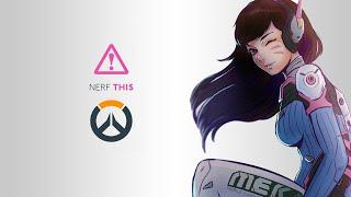 JreedVick7 Plays D.VA in Overwatch (Xbox One X Enhanced)