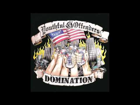 Youthful Offenders - Domination LP (1999)