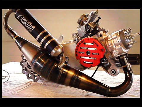 Malossi C ONE Project Piaggio (Scootertuners must watch this)