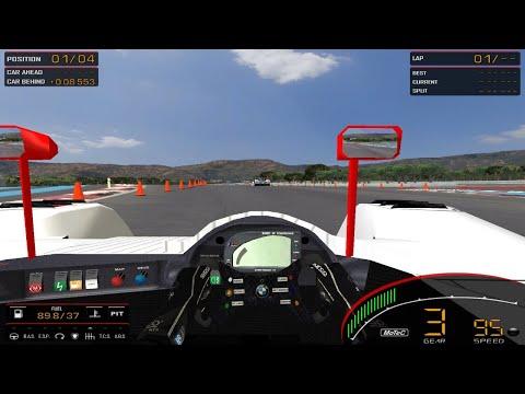 GTR2 Test Stream  