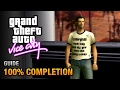 GTA Vice City - 100% Completion Guide [Done It All Trophy / Achievement]