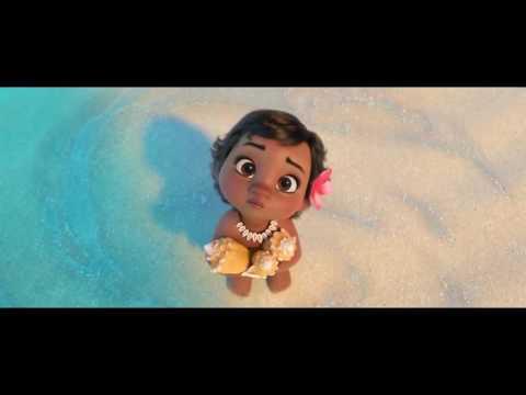 Disney MOANA/OCEANIA - Trailer Internazionale [SUB ITA]