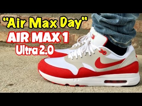3.26 Air Max Day Air Max 1 Ultra 2.0 Review