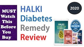 Halki Diabetes Remedy Review 2020 (Ingredients| Pros and Cons| Price| Cure)