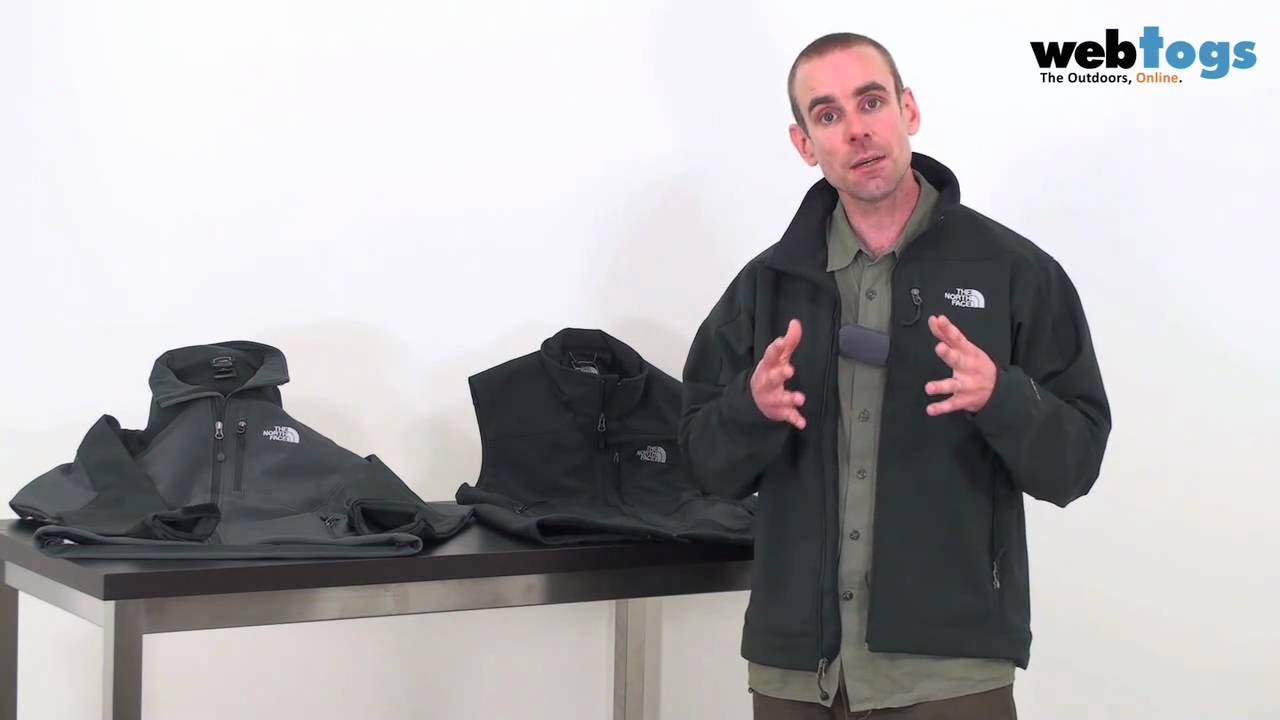 246e09ce9a Men s North Face Apex Bionic Soft Shell Jacket - Great robust soft shell  from The North Face. - YouTube