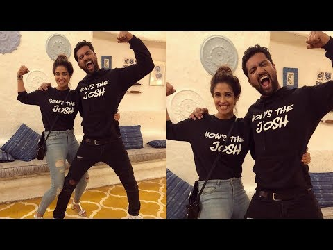 Vicky Kaushal REVEALS how he fell in love with rumoured girlfriend Harleen Sethi Mp3