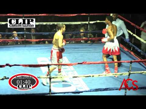 C.L.I.P Boxing Royal Oak January 8 2016 Fight 8