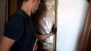 Установка Дверей ( Доборы )(Установка Дверей с доборами это не просто красиво, но и практично., 2014-05-12T18:45:21.000Z)