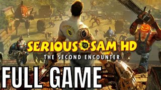 Serious Sam HD: The Second Encounter - Full Game Walkthrough (No Commentary Longplay)