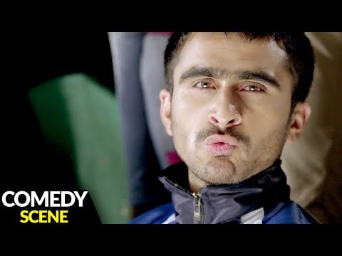 Bholu all funny scenes || ROCKY MENTAL || New Punjabi Movie 2017