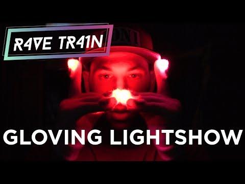 Gloving Lightshow w/