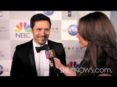 Revenge's Nick Wechsler at the Golden Globes After Party SheKnows Goes to the s