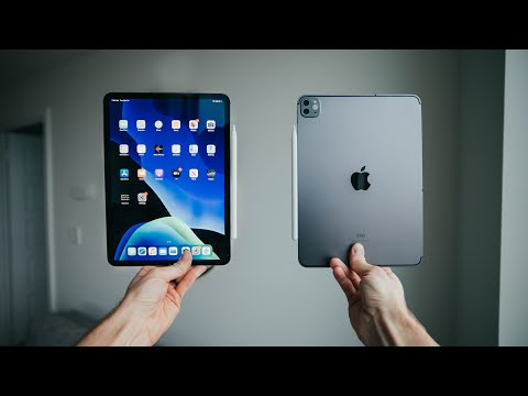 2020 IPAD PRO Unboxing + First Impressions