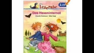 Hörbuch für Kinder das Hexeninternat von Claudia Ondracek