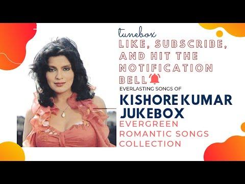 kishore-kumar-hit-songs-jukebox---evergreen-romantic-songs-collection!