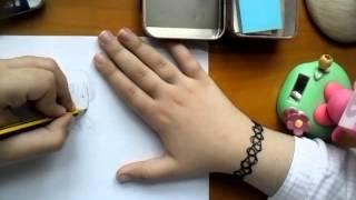 How to draw a kawaii girl!