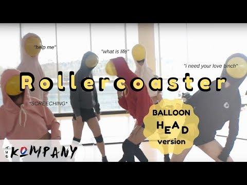 [THE KOMPANY] CHUNGHA (청하) - Roller Coaster (롤러코스터) Dance Cover (Balloon Head Ver.)