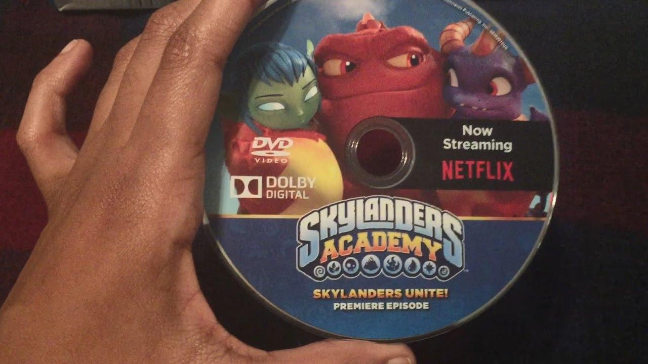 Skylanders Academy First Episode DVD at Gamestop