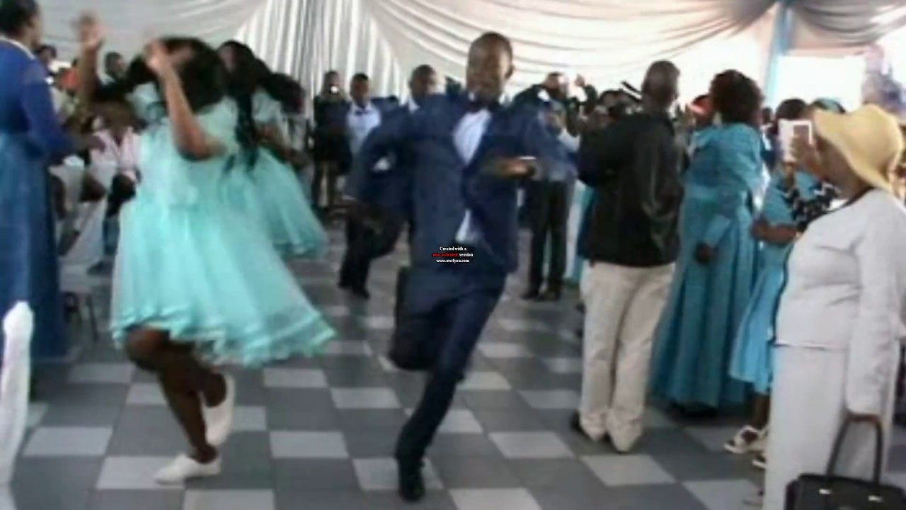 Zimbabwe Wedding Steps 2017