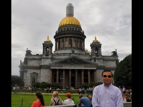 Sam Laksanasut World Travel Presents To St  Petersburg Russia 2017(Slide Show)