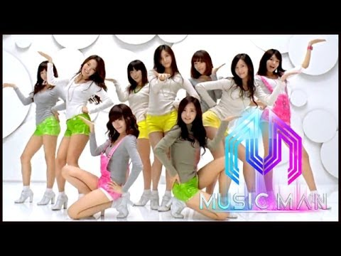 Music Man Online Cover - Girl's Generation Gee