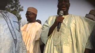 ABUBAKAR SANI BELLO FOR GOVERNOR