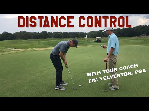 TIM'S SECRET to HIGH LEVEL distance control in putting! What Separates all putters! Be Better Golf