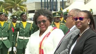 President Akufo-Addo's Visit to Barbados