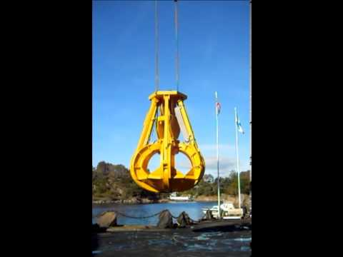 Kongshavn Subsea Grab