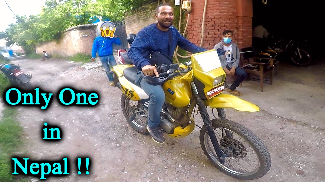 Modified Vr 150 - Only 1 In Nepal    Motovlog