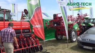 AGRO-TECH Minikowo 2014 ... Fentor Farm Team ZAPRASZA !