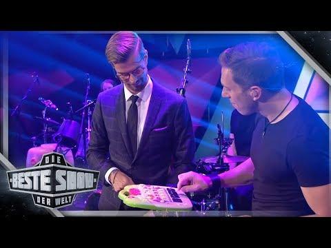 Jokos: Earn your Song mit Max Mutzke & Wincent Weiss | Teil 1 | Die beste Show der Welt | ProSieben