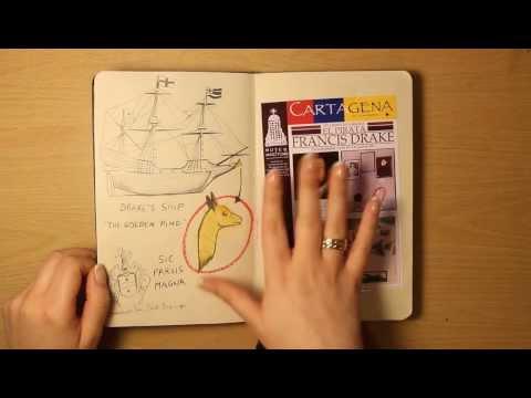 Uncharted 3 Journal Replica