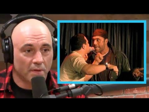 Clint August - Joe Rogan Reflects on the Carlos Mencia Incident