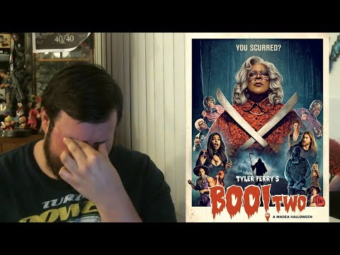 Boo 2! A Madea Halloween Gave me a Brain Tumor (Review/Spoiler Discussion)