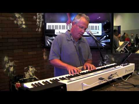 casio privia pro px 5s namm2013 youtube. Black Bedroom Furniture Sets. Home Design Ideas