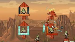 Zombie Demolisher 4 Invasion In Texas - Game Walkthrough Kiz10