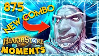 AMAZING 1 STAR CARD OTK!!! | Hearthstone Daily Moments Ep.875