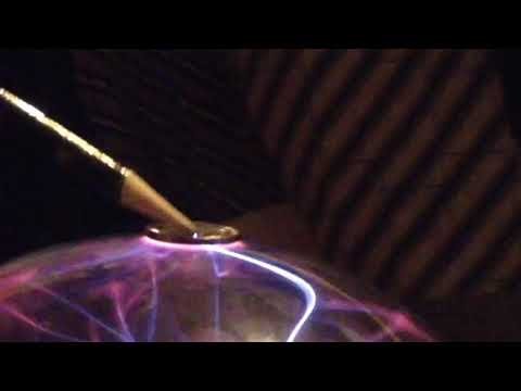 Electricity plasma ball