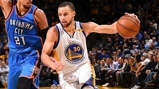 Stephen Curry: Best Play from Every Game This Season (through February 10, 2017)