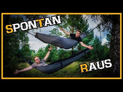 Wie spontan bist du? - Bushcraft Outdoor Survival