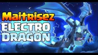 Maitrisez ELECTRO-DRAGON | Analyse détaillée en 3 Compos HDV11  | Clash of Clans