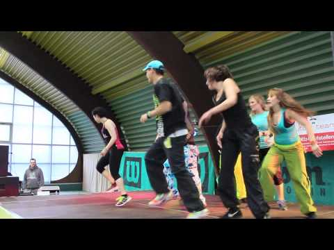 Zumba in der VITIS Sports, Health & Swim-Club Wiesbaden