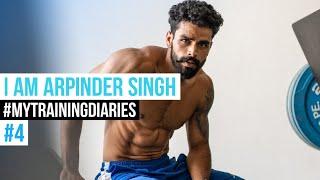 Training Diaries of Arpinder Singh #4 | Triple jump workout | Indian🇮🇳 triple jump
