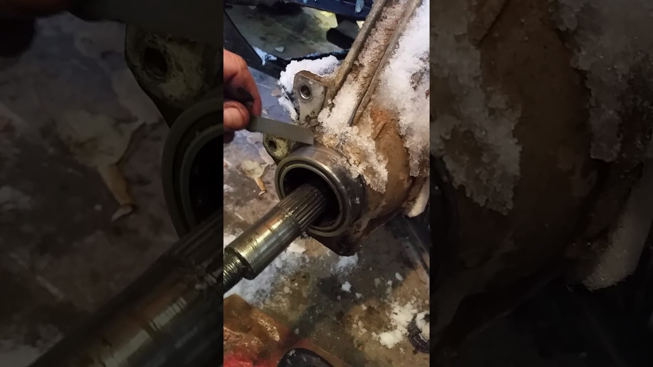 polaris 4x4 magnetic coil hub fix [ 1280 x 720 Pixel ]